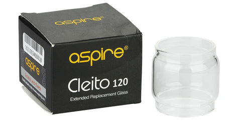 CLEITO 120 EXTENDED REPLACEMENT GLASS