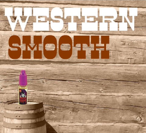 SMOOTH WESTERN 10ML - VAMPIRE VAPE