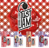JUST JAM ON TOAST 6 x 10ml Bottles - 3mg