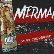 MERMAID ODB WRAPS x 4 PACK
