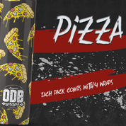 PIZZA ODB WRAPS x 4 PACK