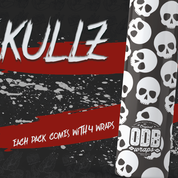 SKULLZ ODB WRAPS x 4 PACK
