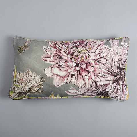 Geo Chrysanthemums Cushion