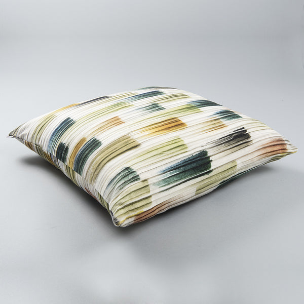 Pleated Brushmark Cushion