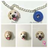 Necklace with Custom Pet Charm(s)