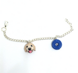 Bracelet with Custom Pet Charm(s)