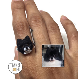 Ring or Magnet of Pet (custom made)