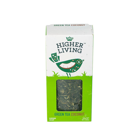 Green Tea Coconut - Loose Tea 100g