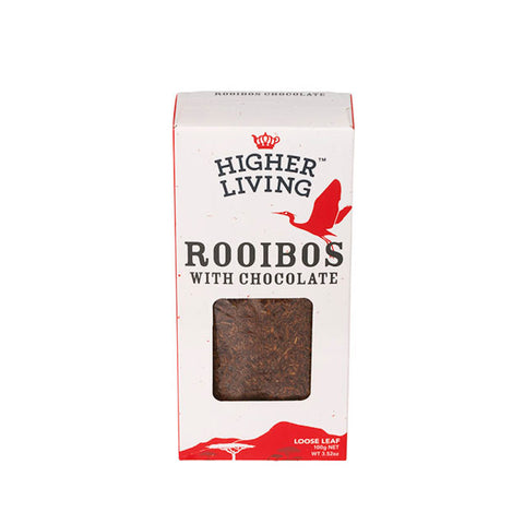 Rooibos Chocolate - Loose Tea 100g