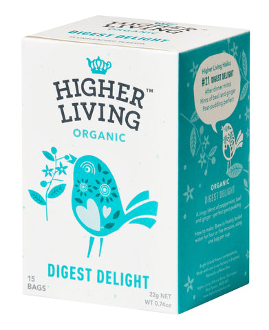 Digest Delight Tea 15 Bags