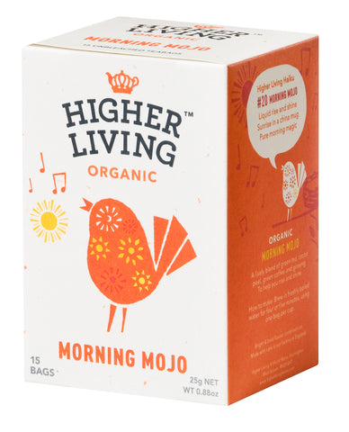 Morning Mojo Tea 15 Bags
