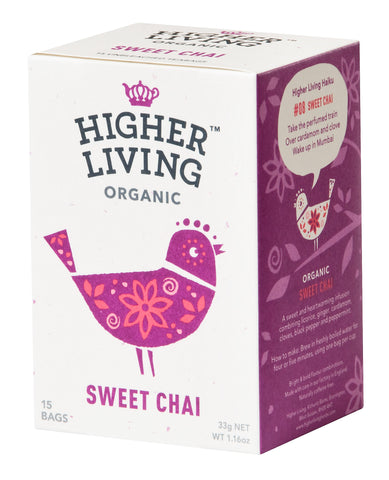 Sweet Chai Tea 15 Bags