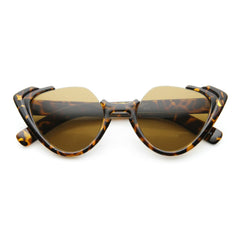 Vintage Cat Eyes Tortoise Sunglasses