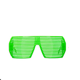 Fashionable Hip Hop Theme  Ultimate Green Party Shades
