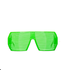Kanye Hip Hop Ultimate Green Party Shades