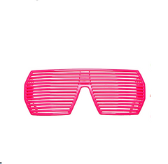 Kanye Hip Hop Ultimate Pink Party Shades
