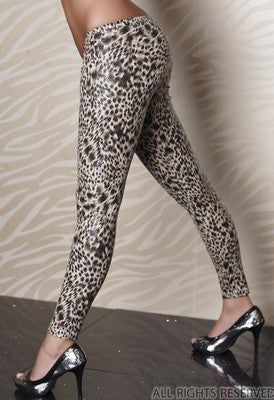 WOMAN LEGGINS LEO BROWN