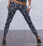 WOMAN LEGGINS MRAMOR GREY
