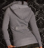 WOMAN COAT SABINA GREY