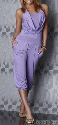 WOMAN JUMPSUIT DIANA LILA