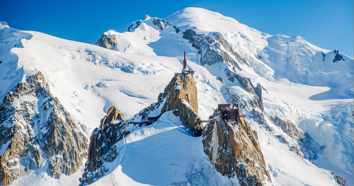 The tunnel of Mont Blanc