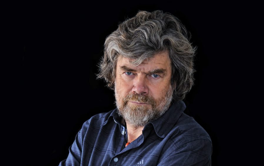 Reinhold Messner: What You Are Is What You Do