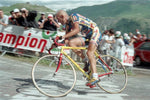 Marco Pantani's record in Alpe D'Huez 🚀