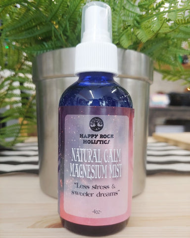 Leg Cramps? Can't Sleep? Check Out the Benefits of Our Magnesium Mist!