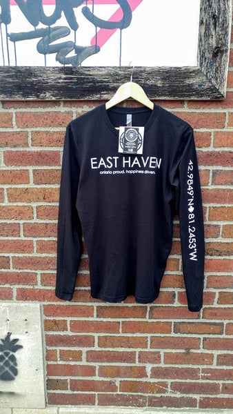 East Haven Clothing Co - Homegrown Longsleeve