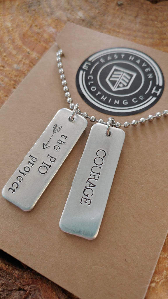 East Haven Clothing Co - PIO Project Necklace