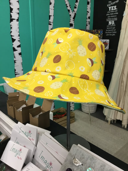 Little Luxuries - Bucket Hats