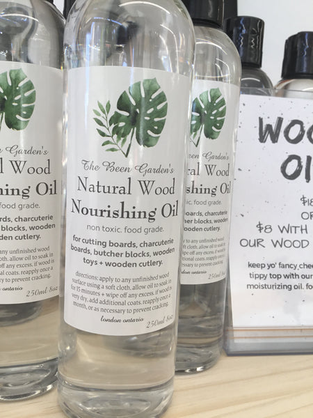 Nourishing Wood Oil