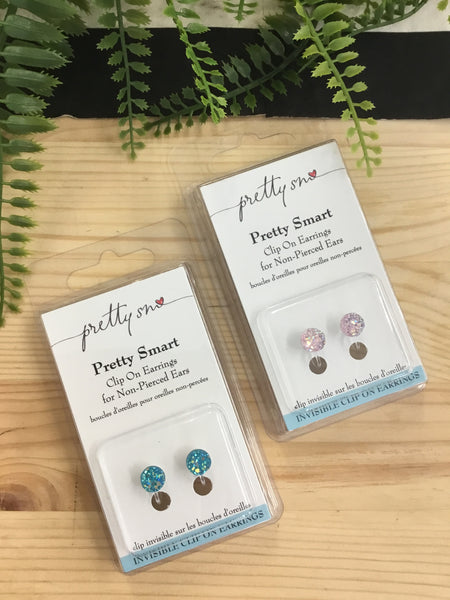 Pretty Smart Jewelry - Clip On Earrings