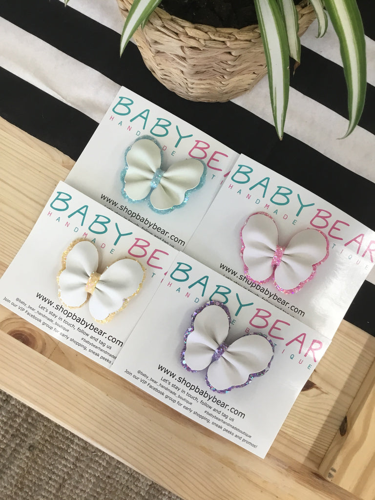 Baby Bear - Colour Change Bows