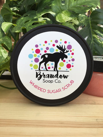 Brandow Soap - Sugar Scrubs