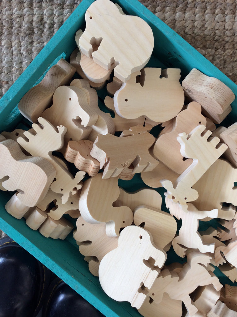 Vale Craft - Small Animal Cut Outs