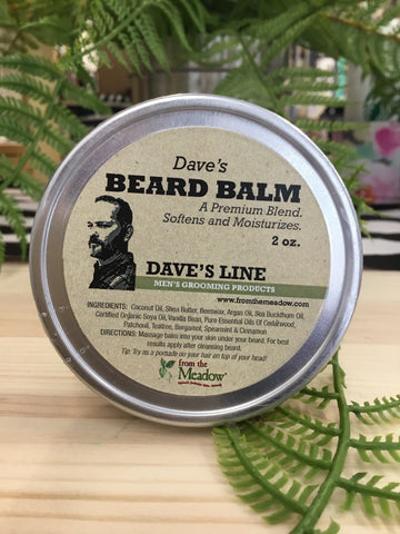 From The Meadow - Dave's Beard Balm