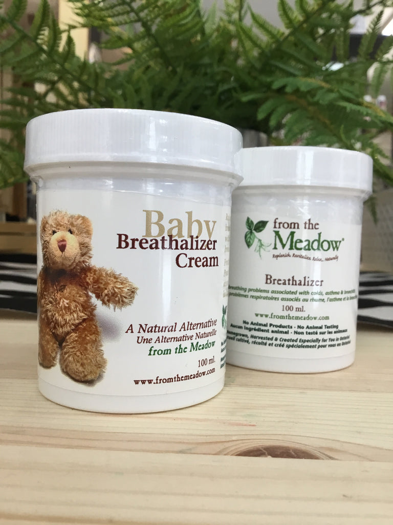 From The Meadow - Breathalizer Cream