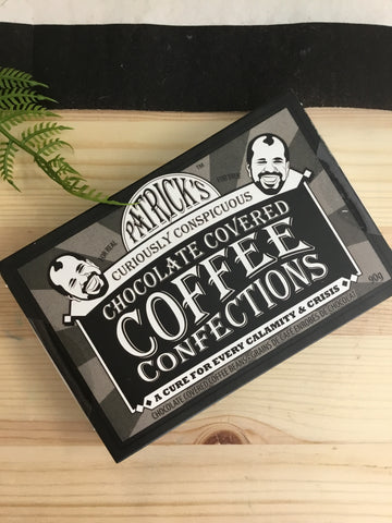 Patrick's Beans - Chocolate Covered Coffee Beans