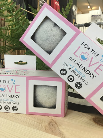 For The Love Of Laundry- Dryer Ball Pack