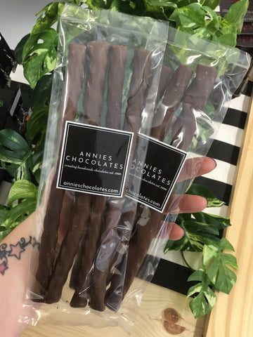 Annie's Chocolates - Dipped Licorice