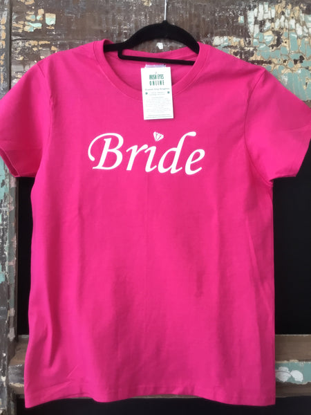 Irish Eyes Online - Bride Squad T-Shirts