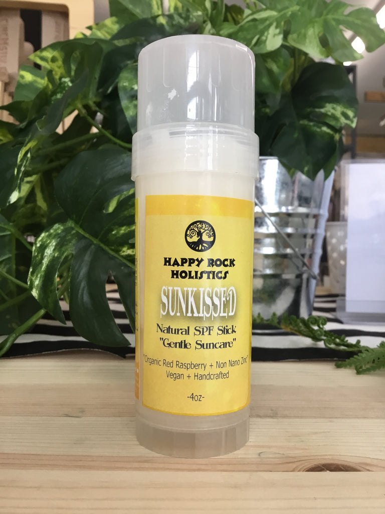 Happy Rock Holistics - Sunkissed SPF Sticks