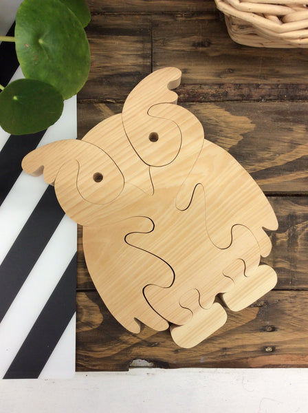 Vale Craft - Wooden Puzzles