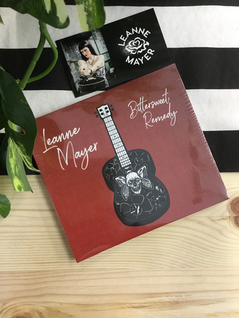 Leanne Mayer - Bittersweet Remedy CD
