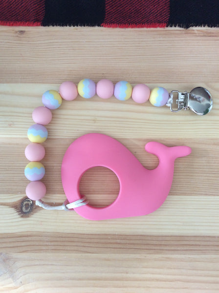 Pacifier & Teether Clips