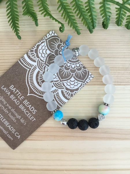 Battle Beads - Youth Aromatherapy Bracelets