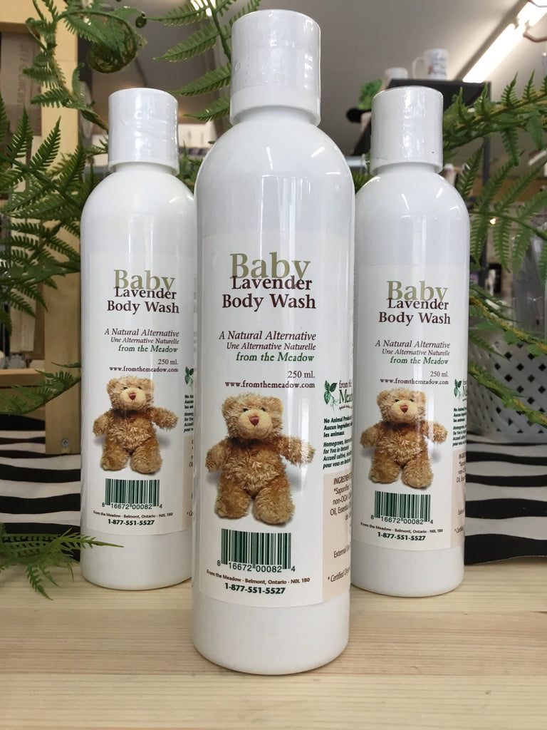From The Meadow - Baby Body Wash