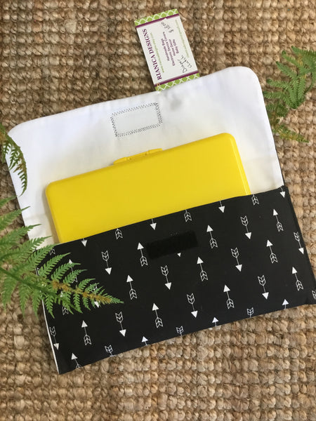 Rianica Designs - Diaper Clutch