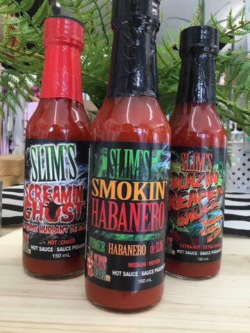 Slim's Pepper Co - Hot Sauce